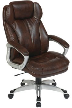ECH85801 Executive Chair http://vaughanofficefurniture.com Call us for great deals!📞 905-669-0112