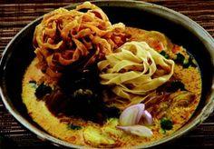 Kao Soi, best Thai dish