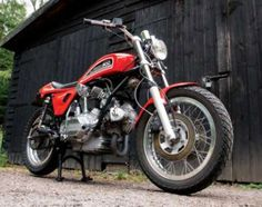 """In a tribute to the Harley-Davidson XR750, Peter Koran dubbed his modified Ducati 900GTS a """"Ducati XR900."""" From the May/June 2012 article in Motorcycle Classics: """"For most of us lesser mortals, just the thought of cutting and shutting a Ducati frame would bring us out into a cold sweat, but Peter's persistence continued throughout the rest of the bike build, and his eye for detail — and lines and proportions that just look """"right"""" — extends to the cycle parts, too."""" Story by James Adam…"""