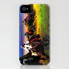 The Blind Dead  iPhone Case by Christopher Chouinard - $35.00