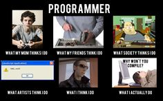 I want to be a computer programmer since computers fascinate me. I also would like to work for microsoft or google.