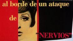 Mujeres al borde de un ataque de nervios / Juan Gatti / Comedia http://www.artofthetitle.com/title/women-on-the-verge-of-a-nervous-breakdown/