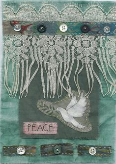 Prayer Flag - Peace