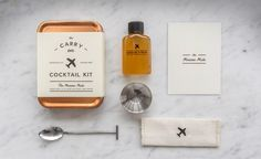 Carry On Cocktail Kit: Moscow Mule