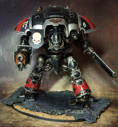 Death Company Imperial Knight 1