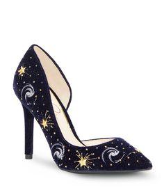 11a5255930b Shop for Jessica Simpson Celestial Lucina4 Velvet Jeweled Pumps at  Dillards.com. Visit Dillards