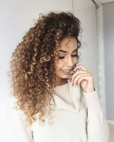 Pretty curls.  Emerald Forest shampoo with Sapayul and organics for healthy, beautiful hair. Sulfate free & vegan friendly shampoo. shop at www.emeraldforestusa.com