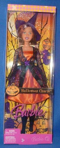 2007 Halloween Charm Barbie