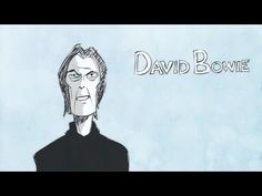 The animated video and interview is part of the PBS Digital Studios' ongoing series Blank on Blank : | Listen To David Bowie's Surprising Interview About His Alter Ego Ziggy Stardust