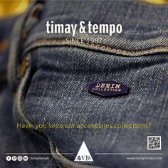 Have you seen our accessories collection? #timaytempo #metal #accessories…