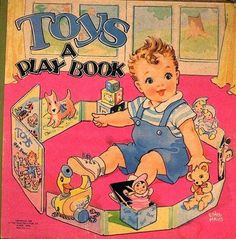 ilclanmariapia: illustratori-bambini Ethel Hays