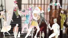 "Get a fashionable preview of Atlanta Ballet's ""Camino Real"" through their costume design!"