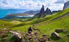 Escócia - Ilha de Skye