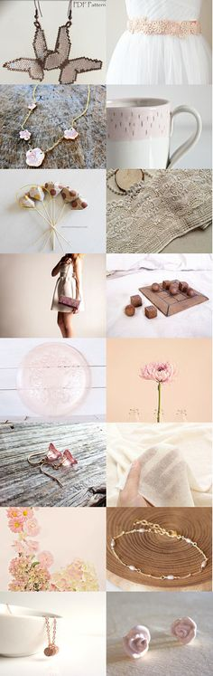 Delicate weekend... by dariA KAshcheeva on Etsy--Pinned with TreasuryPin.com