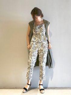 12add13f752b5 なみ(RIVE DROITE 千葉ペリエ)|RIVE DROITEのTシャツ カットソーを使ったコーディネート