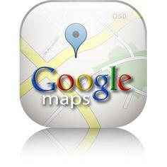 """Google Announces Offline Maps for Android"" by Nate Hoffelder for AppNewser"