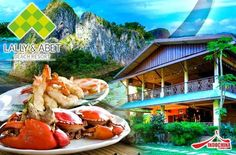 3-Days/2-Nights Accommodation at Lally and Abet Beach Resort El Nido, Palawan with Island Tour for P4499 instead of P8450