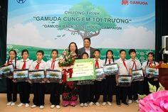 Cùng em tới trường · GAMUDA CITY,Dự án Gamuda City