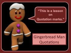 This 27 slide interactive powerpoint covers the many parts of using quotation marks in writing including where to put the comma, what to do when us...