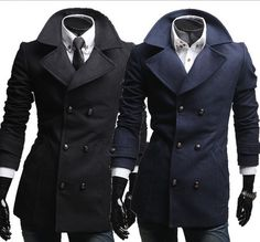The item is a casual jacket for men. The material is very soft and comfortable. And the design is very fashion. It absolutely can show your personal charm. A perfect option for you, act now.  Features: * Extremely fashion, and eye-catching * Soft and comfortable to wear and touch, * Material...