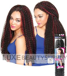 Find lightweight and bouncy crochet braiding hair at reasonable prices. Buy best crochet braids available in different colors and trendy ready-to-wear styles. Cool Braid Hairstyles, Latest Hairstyles, Braided Hairstyles, Crochet Hair Styles, Crochet Braids, Beautiful Braids, Synthetic Lace Front Wigs, Beauty Supply, Hair Dos