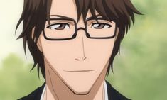 Anime guys with glasses, image boards, aizen sosuke, bleach manga, anime ch Anime Guys With Glasses, Hot Anime Guys, Anime Boys, Manga Anime, Bleach Art, Bleach Manga, Aizen Sosuke, Anime Guy Blue Hair, Anime Hairstyles Male