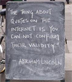 word of wisdom, abraham lincoln, students, weight loss, funni, thought, funny quotes, people, true stories