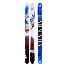 The blueprint for any playful powder ski. Armada Skis, Inflatable Paddle Board, Skiing, Carving, Snowboard, Ash, Attitude, Confidence, Core