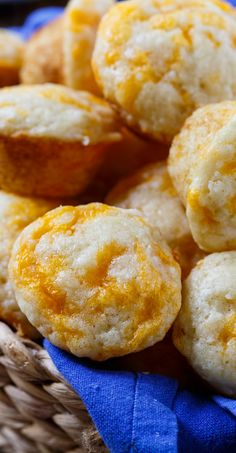 Jim 'N Nicks Cheese Biscuits copycat recipe | Spicy Southern Kitchen