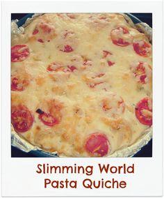 Slimming World Friendly Quiche