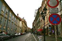"""Streets of Prague"" Student Photo"