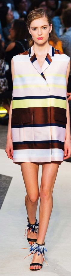MSGM Collection Collection  Spring 2015