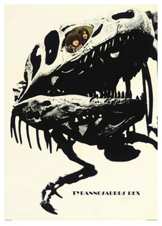 1969 promo poster for Tyrannosaurus Rex designed by Tom Wilkes.