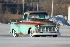 '56 Chevrolet 3100 | eBay .. i'd learn to drive if i had this
