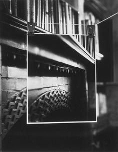 Koenig Space/ hanging photo For Portfolio Film Noir Photography, Photography 2017, Framing Photography, School Photography, Monochrome Photography, Artistic Photography, Image Photography, Photography Ideas, Film Noir Fotografie