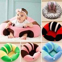 Kup si Baby Support Seat Sofa Plush Soft Animal Shaped Baby Learnin Silla de bebé 7 Style za Wish - Nakupování je zábava