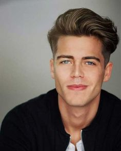 Hair And Beard Styles Short Pompadour Hairstyle Men Cool