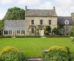 georgian country house. Perfect.