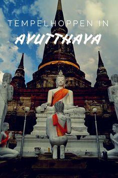 Ayutthaya voelt als één groot openluchtmuseum met zijn prachtige tempels en ruínes. Niet voor niets staat het op de Werelderfgoedlijst van Unesco.