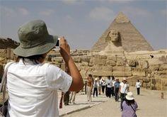 55.6% ارتفاعا في عدد السياح الوافدين إلى مصر في فبراير الماضي -   السياح الوافدين إلى مصر  كتبت  إيمان منصور: ارتفع عدد السائحين الوافدين لمصر خلال شهر فبراير الماضي بنسبة 55.6 % مقارنة بنفس الشهر من عام 2016 وهو ثالث ارتفاع شهري منذ يوليو 2015 وفقا لتقديرات الجهاز المركزي للتعبئة العامة والإحصاء. وبحسب تقرير الجهاز ارتفع عدد السائحين الوافدين إلى مصر لنحو 539.1 ألف سائح في فبراير 2017 مقابل 346.5 ألف سائح لنفس الشهر من العام الماضي. وأما عن الليالي التي قضاها السائحون بمصر خلال فبراير…