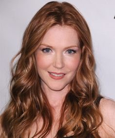 Darby Stanchfield red hair color