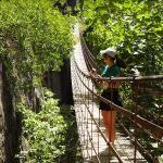 Ruta de Los Cahorros por Era del Portachuelo. Monachil (Granada)