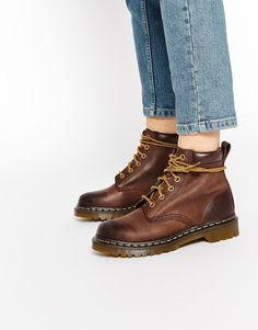 Image 1 of Dr Martens Core 939 Brown Hiking Boots