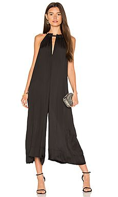 Shop for BCBGMAXAZRIA Wide Leg Jumpsuit in Black at REVOLVE. Free 2-3 day shipping and returns, 30 day price match guarantee.