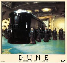 French Dune Lobby Card