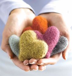 Have a heart (and a free pattern!) - Knitting Daily
