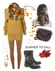 Designer Clothes, Shoes & Bags for Women Fall Is Here, T Shirt And Jeans, Autumn Summer, Isabel Marant, Valentino, Polyvore, Red, Stuff To Buy, Shirts