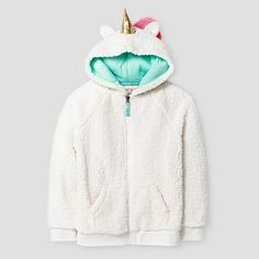 http://www.target.com/p/girls-unicorn-cozy-hoodie-cat-jack-cream-s/-/A-51177947