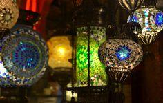 Lights in Granada