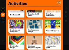 MAKI:minimag_MOMA Art Lab App